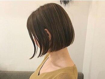 ユージュアル ヘアサロン(usual)の写真/麻布十番徒歩1分◆フローディアTRで髪質改善!うねりやハリ・コシなどの悩みを解決し、ダメージレスな髪に
