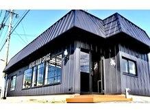 メンズヘアー スパイス 鍋島(Men's Hair SPICE)の雰囲気(西武環状線に黒い建物が目印です。)