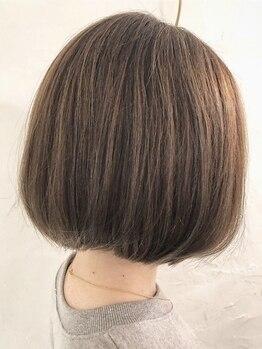 ヘアーズアビリティー(HAIR'S ability)の写真/[阪神西宮/駐車場有]頭皮と髪に優しい《VillaLodora》でハリコシUP!美髪を維持するオーガニック白髪染め★