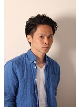 ヘアメイク ワンズカラー 東加古川店(hair make 1's Color)2ブロック&かきあげショート