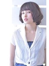 ヘアサロン ハリコット(Hair Salon Haricot)光の透き通った感じで色味の変わる柔らかスタイル