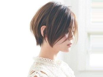"""プログレス 小手指店(PROGRESS)の写真/骨格を見て髪質を活かし計算して創り出す""""スタイリスト""""の海外研修で培った高度なカットテクニック!"""