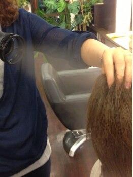 リーチアウト(Reach Out)の写真/黒髪特有の赤みに対応し、アッシュ・マット系が単色でも綺麗に再現できる《スロウカラー》が新登場☆