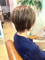 ファミーユ ヘア(Famille Hair)40~50代にオススメ!ツヤふわショートヘア