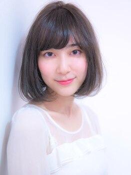 オーフェス 福島店(AUFES)の写真/髪の美容液『oggi otto』登場!1人1人の髪質・ダメージに本当に合ったトリートメントで上質な髪に―…