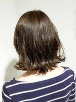 ローグ ヘアー 金町店(Rogue HAIR)ローグヘアー【高 和宏】大人かわいい丸顔でも外ハネ小顔ボブ