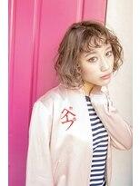 ゼロニイロク(026)《026style》ジグザグバングミニマムボブ【中村 祥雄】