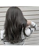 ヘアーフィックス リュウアジア 越谷店(hair fix RYU Asia)【RYUasia越谷店】グレージュ