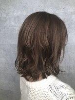 グランジュテ ヘアアンドスパ 新検見川(GRAND JETE Hair&Spa)ゆるふわ外ハネミックス[新検見川]