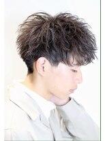 ザ サードヘアー 津田沼(THE 3rd HAIR)刈り上げマッシュ 刈り上げ高め