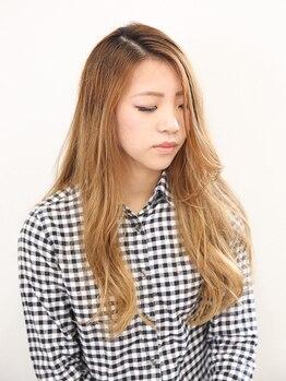 ジャズシルバーバック(Jazz Silver Back)の写真/【髪に優しい厳選したカラー剤を使用!】ダメージを最小限に抑え、1人1人に合ったカラーをご提案致します☆