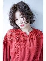 ヴィークス ヘア(vicus hair)春ショート×ショコラベージュ by 井上瑛絵