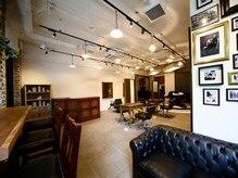 キヴィ(kivi)の雰囲気(NEWYORKのオシャレなカフェをイメージした店内でくつろぎの時を)
