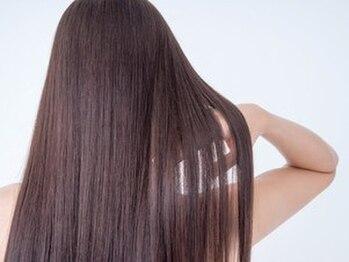 オーガニックカラー専門店 リリー 住之江店(Lily)の写真/【Rシステムトリートメント¥1650】乾燥や紫外線などで傷んだ髪も、潤いたっぷりのうるツヤ髪に♪
