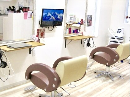 La Vie hair space