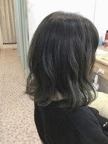 オーガニックヘアサロン ツリー(organic hair salon Tree)ロブヘアー