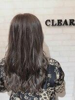 ヘアーアンドメイククリアー(Hair&Make CLEAR)シルバーハイライト