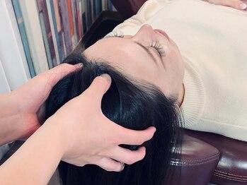 ドレッシングルームディア(Dressing room DEAR)の写真/【頭皮の凝りをほぐすヘアデトックス】髪は思ったよりもデリケート!うねりの原因は意外にも毛穴にあり★
