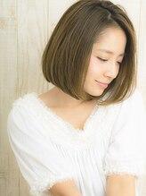 ヘアサロン ナノ(hair salon nano)王道ミディアムボブ