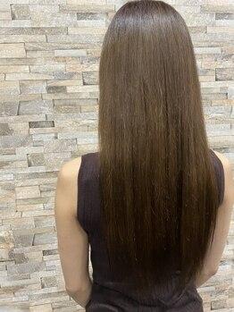 タイム(Time)の写真/【千里山◇徒歩5分】《カット+カラー+TOKIOTr.¥11000》思わず触れたくなるような美髪を創り出す―