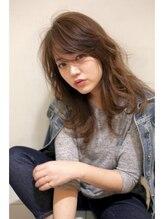 リッシュ(RICHE)【ナチュラルグラデーションカラー】シンプル大人フェミニン