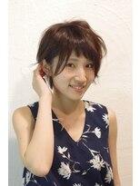 スフィーダ(SFIDA / 92co.)SFIDA☆大人かわいい耳かけナチュラルショート