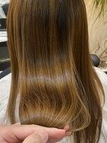キャラ 池袋本店(CHARA)資生堂サロンソリューション!髪質改善でサラ艶髪【貴也】*