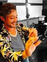 ラウラウヘアーリゾート(Lau Lau hair resort)本田 太郎