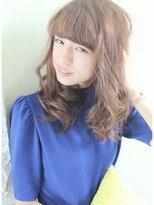ステップバイステップココ(Step by Step CoCo)Spring curl midi☆