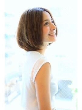 レウナ 外苑前(Reuna)オトナ女性・30代40代からおしゃれボブ