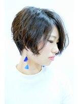パーフェクトビューティーイチリュウ(perfect beauty ichiryu)セミウェットヘアでcool&sexy