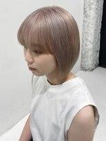 シキナ(sikina)【ナカムラ_design】ミニマルボブ