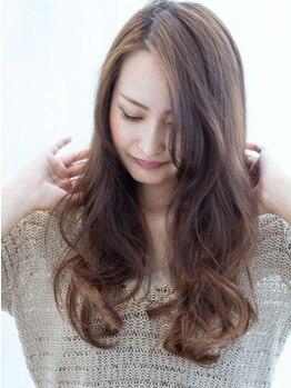 オーガニックカラー専門店 リリー 住之江店(Lily)の写真/【白髪染め¥2750】落ち着いた雰囲気の店内♪空き時間は予約優先の和やかな空間で白髪染め◎