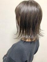 コクリ(kokuri)【梶谷担当】ローレイヤーボブ×柔らかグレージュ