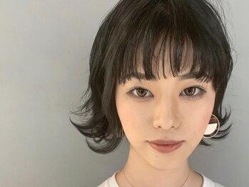 ラヴリア カミツ(LOVERIA KAMITSU)の写真/髪に優しいオーガニックを取扱う大人気サロン。居心地/スタイル/サービス…質の高さを求める大人の女性に。