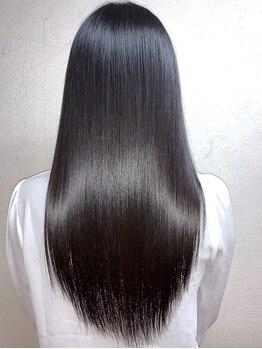 カート(Kurt)の写真/SNSで話題の髪質改善【サイエンスアクア】で極上の艶髪へ!