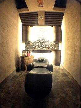 ラコ(Laco)の写真/【口コミでも好評のこだわりスパ専用個室!あなただけの空間で贅沢に癒されてください】