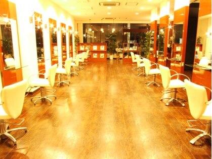 ヘアーメイク エリア(hair make Area)の写真