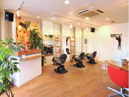 ヘアールーム バムセ(Hair Room Bamse)の写真
