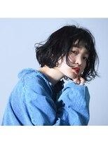 ヘアーアイス(HAIR ICI)【HAIR ICI】ミディボブ