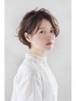 モッズ ヘア 二子玉川店(mod's hair)ショートカーリースタイル