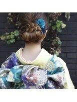スピカ(Spica*)kimonoスタイル☆成人式振袖☆