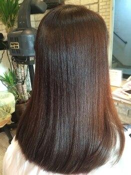 ソルシエールドゥアラジン(Sorciere de aladdin)の写真/【本山】うねりやくせ毛の原因をしっかりカウンセリング。悩みの元から改善して結果を出します!