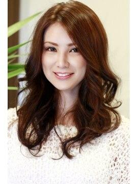 グランヘアー 南店(GRAN HAIR)ピュア&コケティッシュ