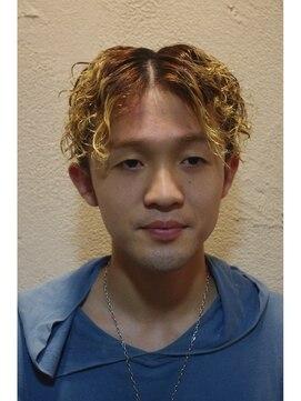 ディスパッチヘアー 甲子園店(DISPATCH HAIR)ELLY風パーマスタイル
