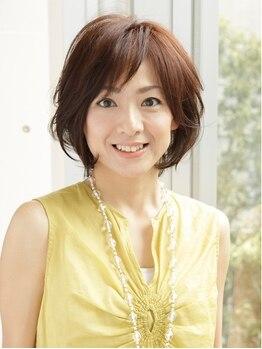 ゼル 南浦和店(ZELE)の写真/ワンランク上の大人女性へ。年齢を重ね、悩みが変わってきた髪をツヤのある理想の状態へ!