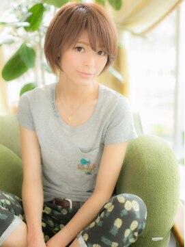 カバーヘアアンドスパ ブリス 浦和店(COVER HAIR&SPA bliss)*+COVER HAIR+*…ツヤがポイント☆ナチュラルボブ