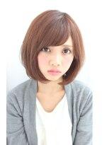 ソース ヘア アトリエ(Source hair atelier)【Source】ショートボブ(ブラウンベージュ)
