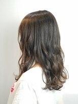 フレア ヘア サロン(FLEAR hair salon)大人ふんわり☆セミロング☆