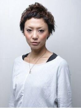レリッシュ ヘアーデザイン(RELISH hair design)の写真/卓越したカット技術が生み出すフォルム、質感の違いを体感!【骨格矯正カット】はウレシイ小顔効果もアリ♪